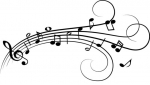 music notes clipart music concert 11